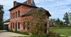 rénovation totale d'une maison en Normandie par l'Agence d'architecture intérieure Apolline Terrier