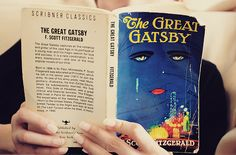 The Great Gatsby is worth reading but it's not my favorite Fitzgerald book. That honor goes to the Beautiful and the Damned.