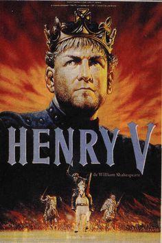 Henry V. #Shakespeare. #Branagh.