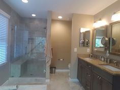 This project is done in Great Falls VA