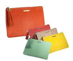 Gigi leather bags.