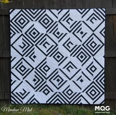 MQG Quilt of the Month, February 2015: Use Your Illusion by Cheryl Brickey