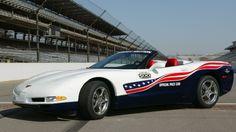 2004 Chevrolet Corvette C5 Convertible Indy 500 Pace Car