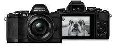 Olympus OM-D E-M10 Interchangeable Lens Digital Camera