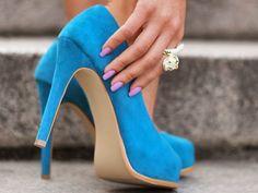 Lo nuevo en zapatos de fiesta 2015   Llamativos zapatos de moda para fiesta