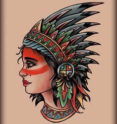 Dla @soro_wu ♥️ #kaja #tattoo #tattoos #indian #illustration #drawing #art #graphic #graphicdesign #wojtala #tatuaż
