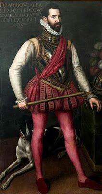 Don Fadrique Álvarez de Toledo.