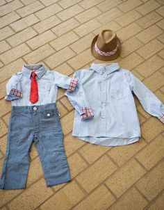 Andy and Evan Blue & Red Check Shirt 2T to 7 Years Now In Stock