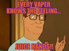 Bet you read this in Hank Hills' voice....and this as well...XD