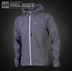 Nike Mens Clothing - Nike DWR Chambray Vapor Jacket - Nike Jacket - Mens Apparel - Midnight Navy