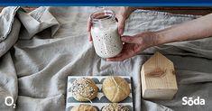 Pečte zdravšie a chutnejšie s vlastným kváskom a to počas celého roka. Dairy, Cheese, Food, Essen, Meals, Yemek, Eten