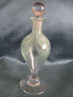 Lovely Ysart Monart Perfume Bottle | eBay