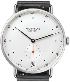 Nomos Glashutte Watch Metro 38 Datum Pre-Order #basel-15 #bezel-fixed #bracelet-strap-leather #brand-nomos-glashutte #case-depth-7-75mm #case-material-steel #case-width-38-5mm #date-yes #delivery-timescale-call-us #dial-colour-white #gender-mens #movement-manual #new-product-yes #official-stockist-for-nomos-glashutte-watches #packaging-nomos-glashutte-watch-packaging #power-reserve-yes #pre-order #pre-order-date-30-10-2015 #preorder-october #subcat-metro #supplier-model-no-1102…