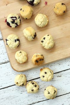 Pancake Mix Muffins Recipe {Egg Free, can be Dairy and Gluten Free!} - Smashed Peas & Carrots