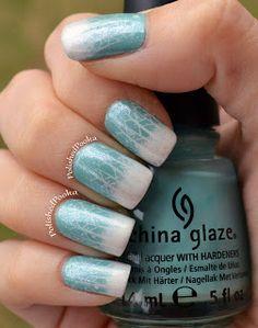 Polished Pooka: Winter #nail #nails #nailart