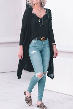 2020 Fashion Jeans For Women Super Skinny Jeans Wowomens - Outfits Cute Casual Outfits, Chic Outfits, Fashion Outfits, Easy Outfits, Casual Women's Clothes, Work Clothes, First Date Outfit Casual, Korean Fashion Dress, Weekly Outfits