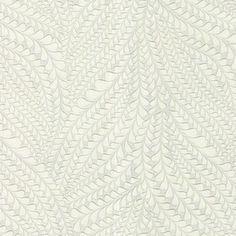 Superfresco Paintables White Emily Wallpaper- at Debenhams.com
