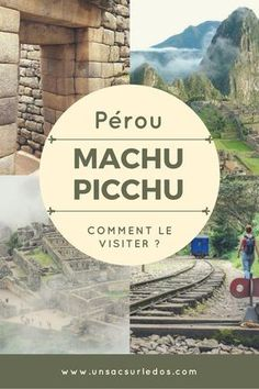 Première image qui envahit l'esprit lorsque l'on parle d'archéologie en Amérique du Sud, il est emblème du Pérou. Voici nos conseils sur comment visiter le Machu Picchu. #Perou #Peru #MachuPicchu #Machu #Picchu #America #Amerique #AmeriqueduSud #Ameriquelatine #archeologie #UNESCO #Merveille #site #voyage #conseils #visite #blogvoyage #blog #CommentvisiterleMachuPicchu