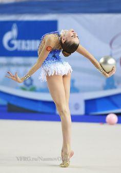 Arina Altushkina, Russia, ball 2015