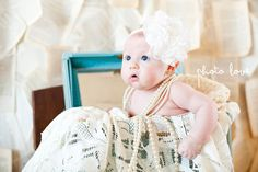 Baby prop. Photography prop.