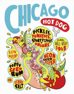 Whether you enjoy the classic Chicago Style Hot Dog, or prefer to build your own, Windy City Pizza & BBQ has them! http://www.windycitypizza.com/our-menus/dining-menu/#hotdogs #viennabeef #hotdogs
