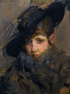 Isaac Israels - El Sombrero