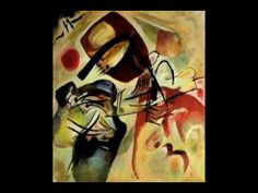 Wassily Kandinsky video that shows his artwork and progression into Abstract Art. Great introduction to Kandinsky's work for elementary art students.