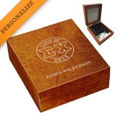 Fraternity Personalized Graduation Box