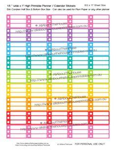Planner Stickers Half Box printable list stickers Erin Condren Accessory ECLP Plum Paper Inkwell Press Limelife Planner checklist HB043 https://www.etsy.com/au/listing/258998739/planner-stickers-half-box-printable-list?ref=shop_home_active_16