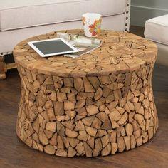 Beachcrest Home Frostproof Coffee Table
