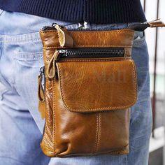 Couro genuíno homens ombro carteiro De Viagem Hip sequelado Cinto Pochete Bolsa De Cintura | Roupas, calçados e acessórios, Acessórios masculinos, Mochilas, sacolas e maletas | eBay!