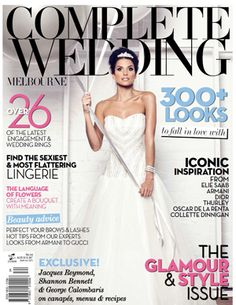 Complete Wedding Melbourne | Complete Wedding Magazine