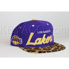 Custom Los Angeles Lakers Snapback 0eb859b64d4f