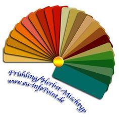 Die Frühlingstyp Farben (Typberatung) | Style my Fashion ...