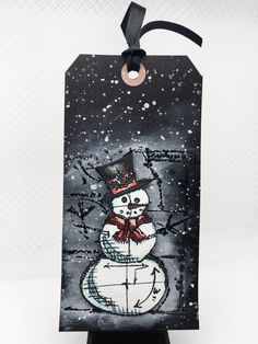 Frilly and Funkie: Friday Focus - Tim Holtz Stamps
