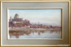 Esztergom Bazilika - Mzik Jozef Painting, Art, Craft Art, Paintings, Kunst, Gcse Art, Draw, Drawings, Art Education Resources
