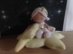 La ballerina delle stelle (15 cm) - danza - miniature bambole - posizionabile di DeedeeMagicWorld su Etsy