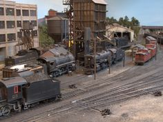 "On30 Logging Railroads | Railroad Line Forums - The Gallery: Late July 2010 ""Steam Locomotives"""