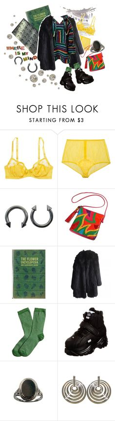 """""""Surreal Dream"""" by abducted-by-aliens ❤ liked on Polyvore featuring American Eagle Outfitters, Fleur of England, Sharif, Sonia Rykiel, Brooks Brothers and Buffalo"""
