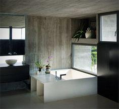 Casa 1+1=1, Torrelodones, 2010 #bathroom