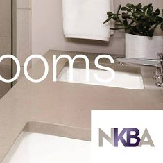 Neutrals are the name of the game when it comes to bathroom design choice according to the 2016 NKBA Design Trends Report findings.  2016 #NKBADesignComp winner  Before and After Bath Jaye Gordon Haddad Hakansso Design Studio Co-Designer: Mark H. Haddad AKBD Photo: Shelly Harrison by thenkba