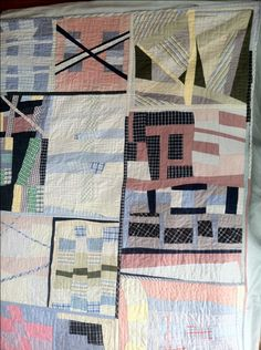 Modern Memory Quilts from Shirts - Amy Cavaness Designs