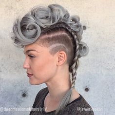 "1,079 Likes, 55 Comments - #BuzzCutFeed (@buzzcutfeed) on Instagram: ""Stylin & Profilin !!! Thanks @theconfessionsofahairstylist @jaywesleyolson #UCFeed #Undercut…"""