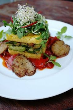 kasvis- ja vegaani ruokaa berliinissä