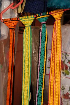 Woven Belts Mexico