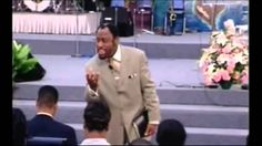 "Myles Munroe - ""People Don't Wanna Hear About No Blood on No Cross!"""