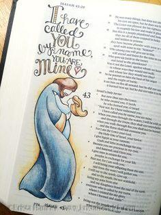 Promises | Krista Hamrick Illustration