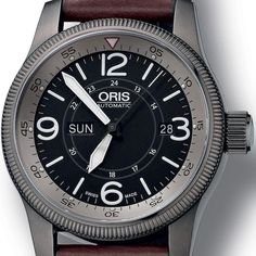 Oris Big Crown Timer #watch #oris