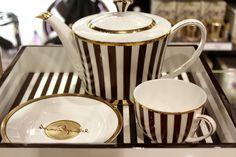 Henri bendel I love it  but I have to many tea sets