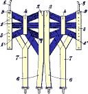 Problems of The Waist skin, Corset pattern